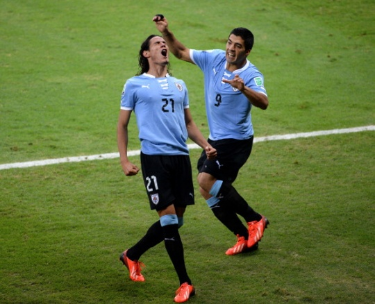 Uruguay's Forward