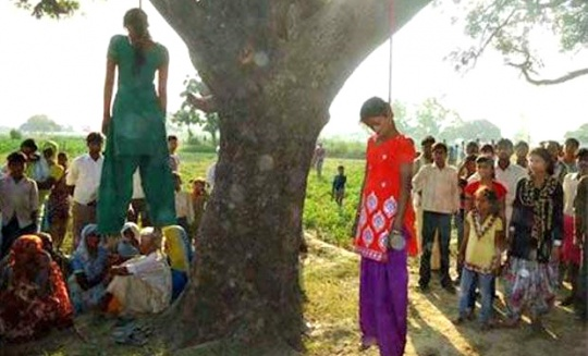 Badaun Cousins Were Hanged Alive: Autopsy Report