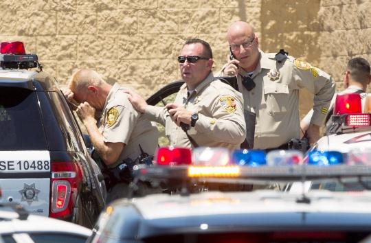 Five Dead in Las Vegas Shooting