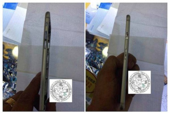 iPhone 6's Alleged Metal Frame Leaked Online