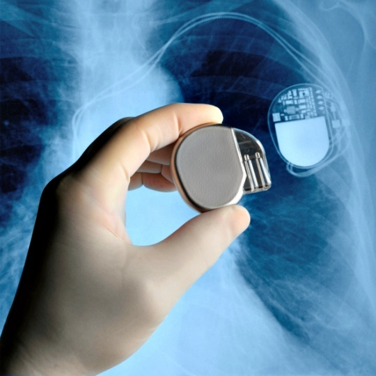 Pacemakers That Could be Wirelessly Charged