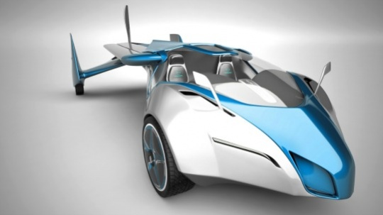 Flying Cars to Revolutionise Travelling