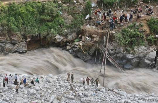 17 More Skeletons Found Near Kedarnath Valley