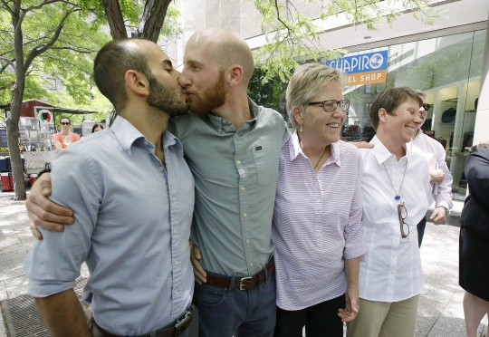 Utah Can't Ban Gay Marriage: US Appeals Court
