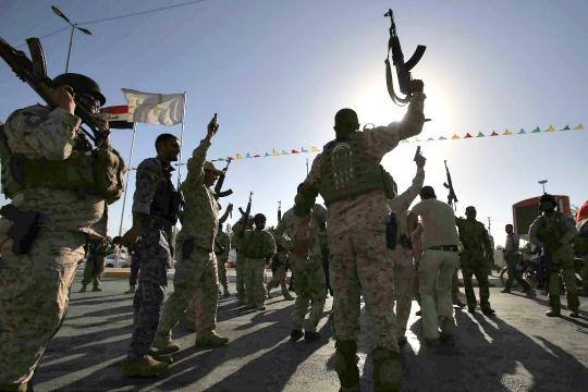 Militants Take Iraqi Gasfield Town