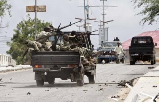 Al-Shabaab Insurgents Attack Hotel in Somalia