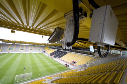 FIFA World Cup 2014: Goal-Line Technology