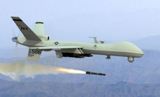 US Drone Strike Kills 10 in Pakistan