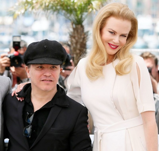 Olivier Dahan and Nicole Kidman