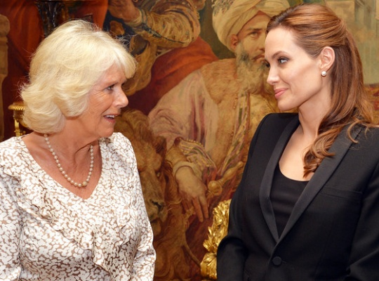 Angelina Jolie Made An Honorary Dame