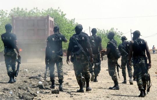 9 Boko Haram Fighters Killed in Nigeria