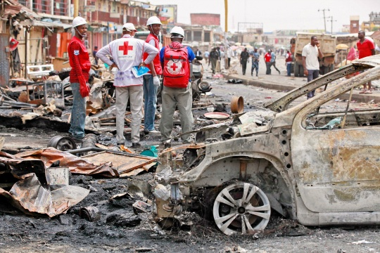 45 Killed by Suspected Boko Haram Gunmen