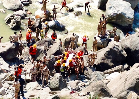 Beas Tragedy: No Memorial for Students