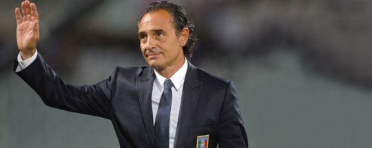 Italy Coach Prandelli
