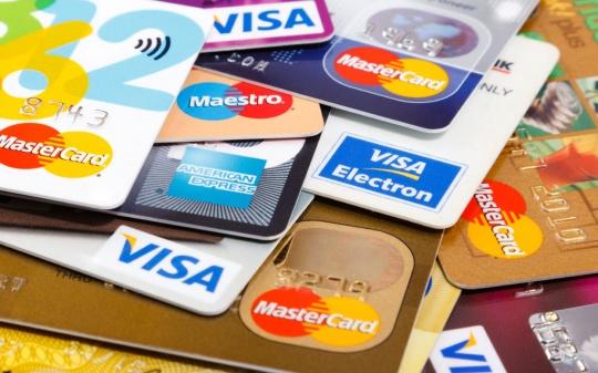 credit card dues
