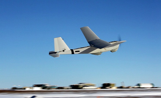 US Gives First License to Fly Drone Over Land