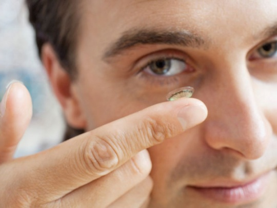 Embeddable Eye Sensor