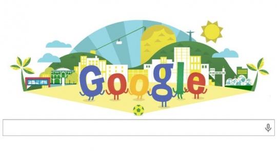 Google Doodle FIFA