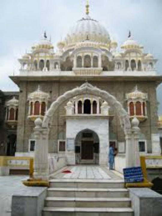 Gurdwara Punja Sahib