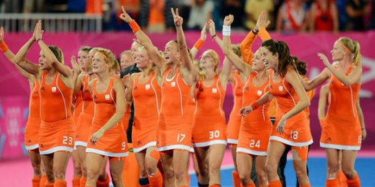 Netherlands Win Women's Hockey World Cup