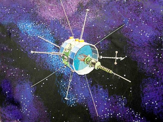 International Sun-Earth Explorer-3