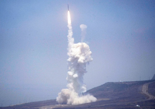 Critical US Missile Defence Test Successful