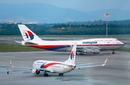 Search for Missing MH370 Shifts South