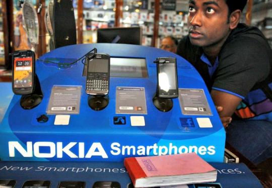 Nokia Shifts to Single-Shift Operation