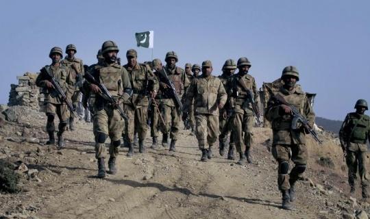 Pakistan Insurgency