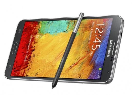 Samsung Galaxy Note 4 to Run on 64-Bit Processor