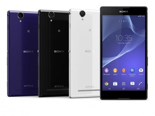 Sony Xperia T2 Ultra Phablet