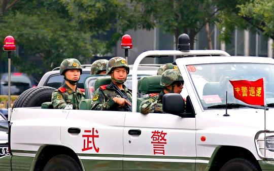 Tiananmen Anniversary: China On Alert