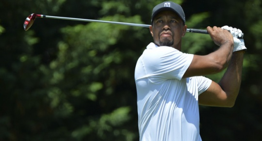 Tiger Woods Encouraged In Comeback