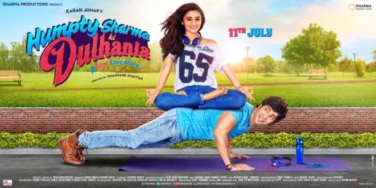 Humpty Sharma Ki Dulhania poster