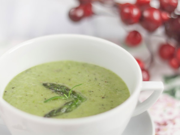 Low Calorie Recipe: Minty Vegetable And Oats Soup