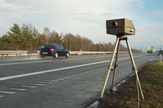 You Just Can't Avoid Speed Cameras On Roads