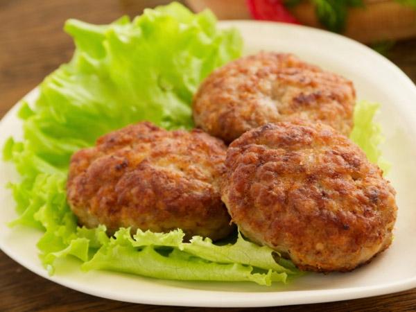 Low Calorie Snack Recipe: Rajma Kebab