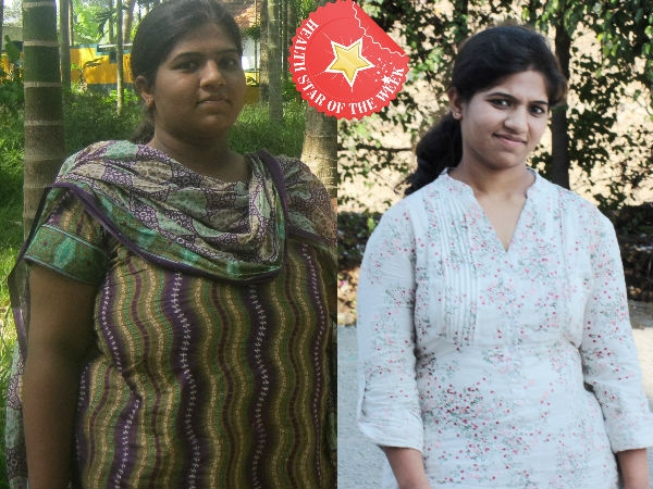 Health Star Of The Week: Mission 'Healthy Weight Loss'