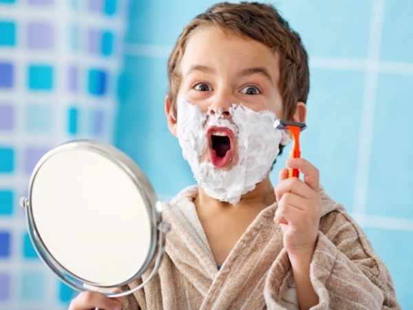 Shaving Technique: How To Shave For The First Time