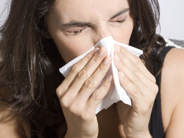 Nasal Allergies: Continuous Sneezing