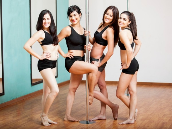 How To Pole Dance To Good Health