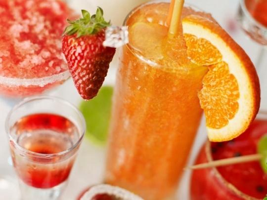 Cool juice