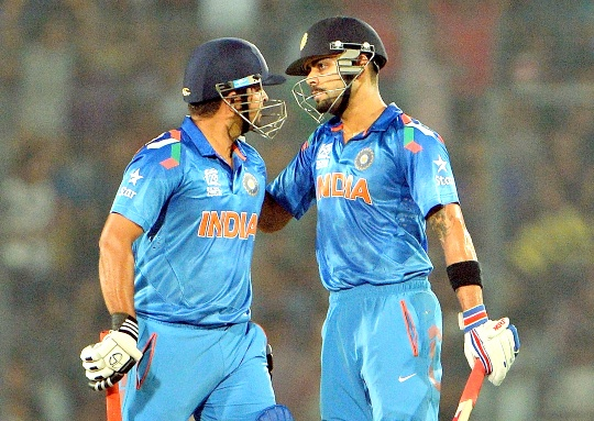India Set for Stern Test Against Pakistan