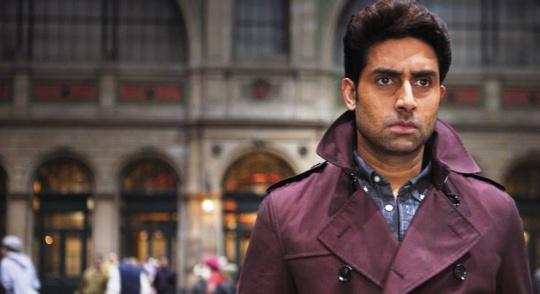 Abhishek Bachchan in Dhoom 3