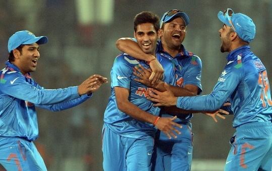 ICC World Twenty20: India beat Pakistan