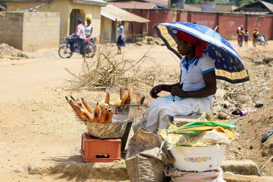 Nigeria Facing A Possible Food Supply Crisis