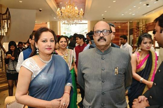 Jaya Prada, Amar Singh