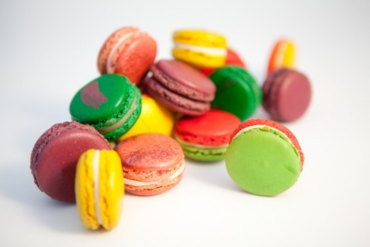 This concept was first initiated by a man known as the 'Picasso of Pastry', Pierre Hermé in 2008 to commemorate and raise awareness for serious causes.