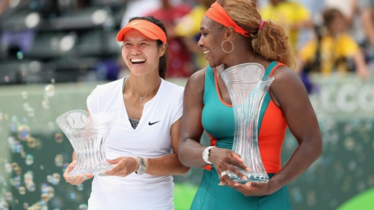 Serena Defeats Li Na For Sony Open Title