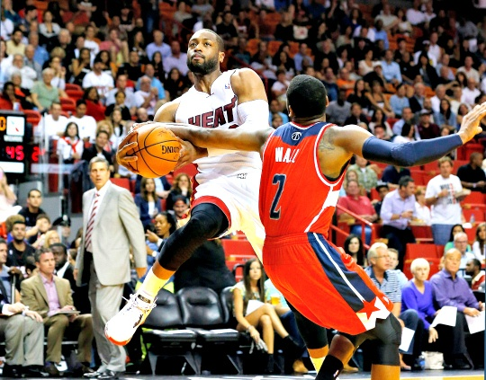 Heat Top Wizards to Clinch Playoff Berth